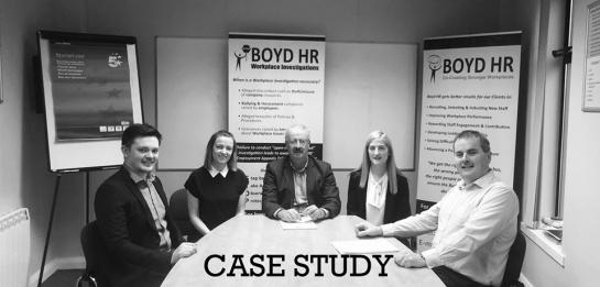 Boyd HR Case Study