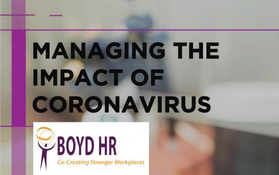 Boyd HR Corona Virus