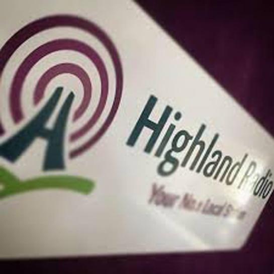 Boyd HR Highland radio
