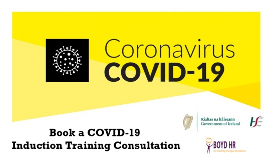 Coronavirus-COVID-19 Induction - Boyd HR