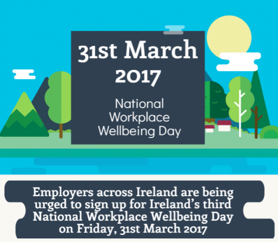 Boyd HR - Workplace Wellbeing Day March 2017