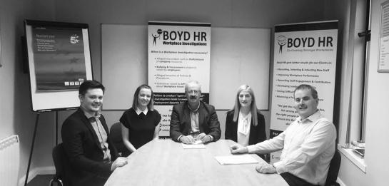 Boyd HR Donegal Sligo