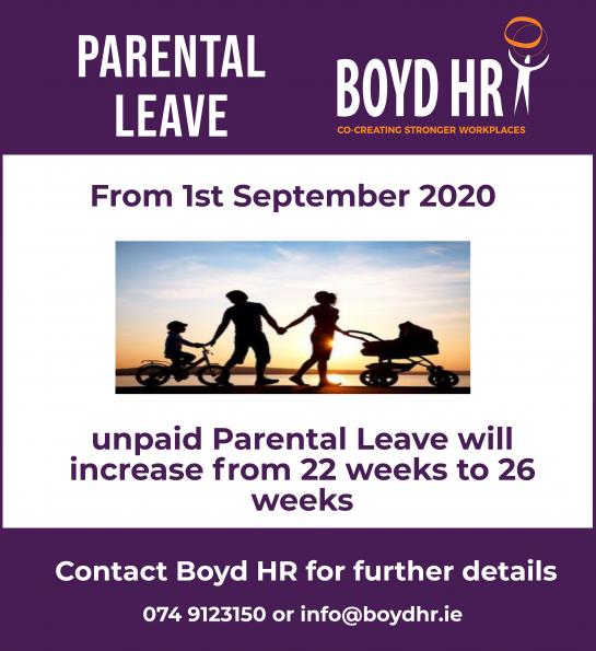 Boyd HR parental-leave 2020