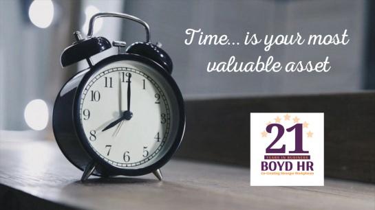 Time Boyd HR